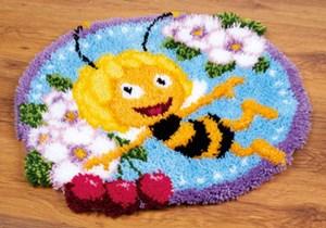 Изображение Пчёлка (коврик)