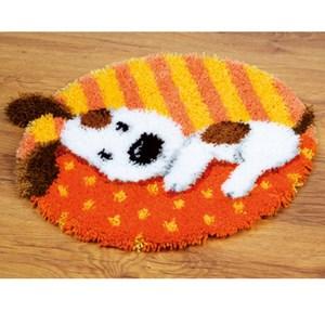Изображение Пятнистый щенок (коврик)