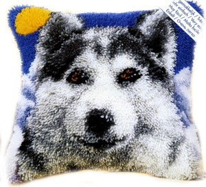 Изображение Волк (коврик)