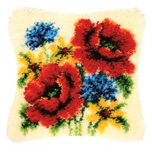 Изображение Полевые цветы (коврик)