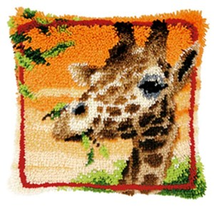 Изображение Жираф (коврик)