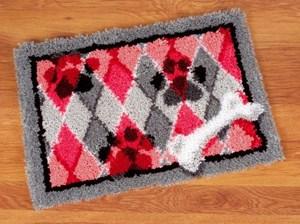 Изображение Собачьи лапы (коврик)