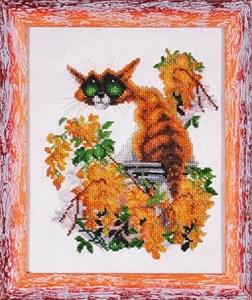 Изображение Осенний кот