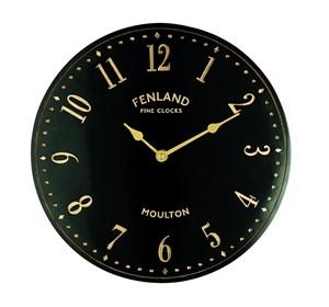 Изображение Часы настенные Black Stable