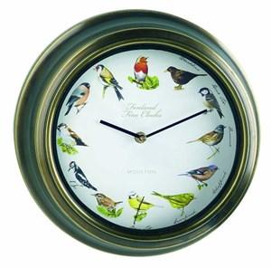 """Изображение Часы """"Дикие птицы"""""""