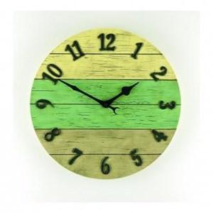 Изображение Часы настенные Driftwood Style 36см