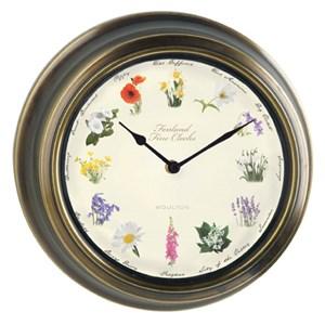 """Изображение Часы """"Дикие цветы"""""""