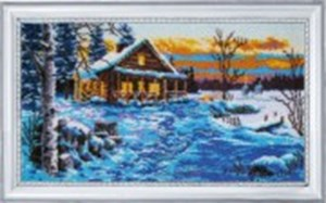 Изображение Зимний вечер