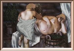 Изображение В бане