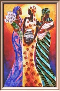 Изображение Девушки африки