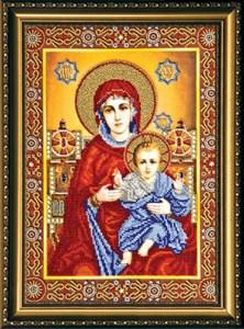Изображение Венчальная пара Богородица