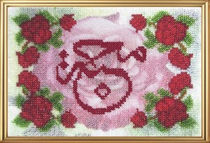 """Изображение Махаббат """"Любовь и розы"""""""