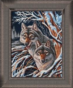 Изображение Волки