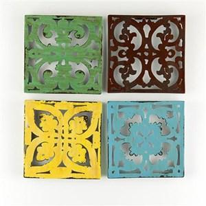 Изображение Панно настенное Moroccan. 4 плитки 15*15см