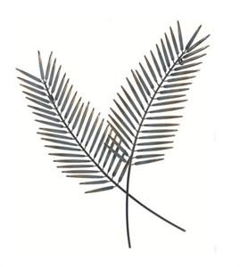 Изображение Декор настенный Пальмовые листья
