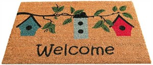 Изображение Коврик Country Welcome H45cm x W75cm