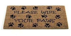 Изображение Коврик Wipe Your Paws H45cm x W75cm