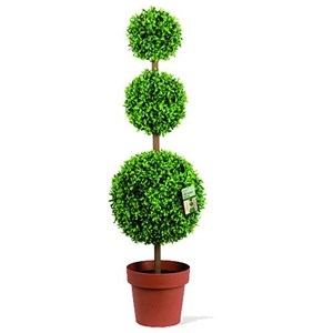Изображение Искуственное растение Topiary Triple Ball дерево 100cm