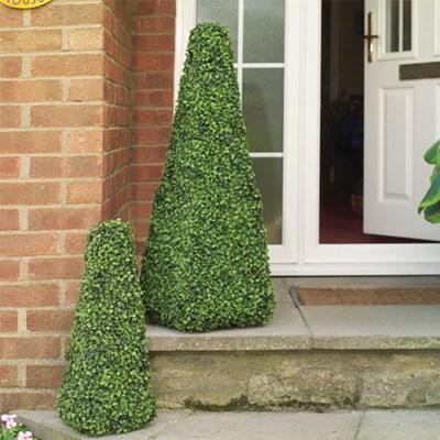 Изображение Искусственное растение Topiary Obelisk 60см самшит