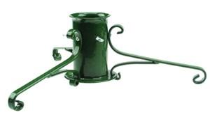 Изображение Подставка для елки разборная 10cm, цвет зеленый