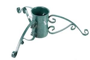 Изображение Подставка для елки разборная (d ствола 10см), цвет зеленый