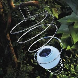 Изображение Светильник на солнечных батареях Spiral Windspinner