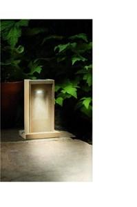 Изображение Светильник на солн батарее 22cm x 14cm эффект песчаника