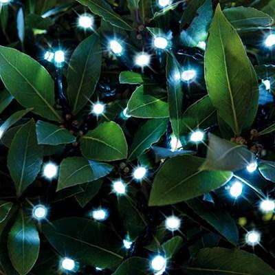 Изображение Гирлянда на батарейках 96 LED цвет теплый белый  9,6м