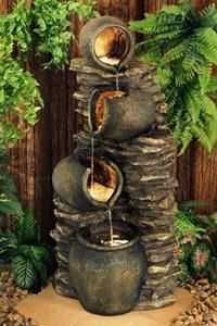 Изображение Фонтан Cascading Pots 60cm x 30cm x 30cm