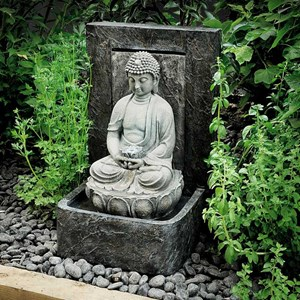 Изображение Фонтан Tranquil Buddha 59.5cm x 38cm x 32cm