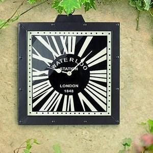 Изображение Часы настенные H49xW40cm