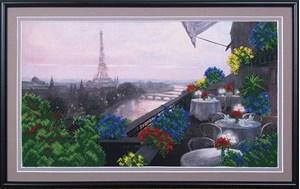 Изображение Вечерний Париж