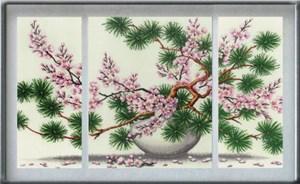 Изображение Сакура (триптих)