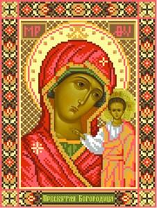 Изображение Казанская Божья Матерь