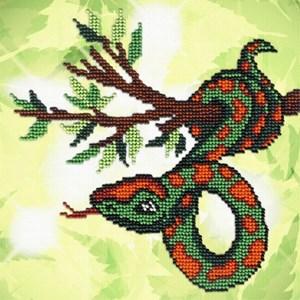 Изображение Змейка на ветке