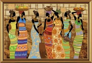 Изображение Африканские красавицы