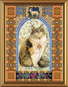 """Изображение Кот из созвездия """"Овен"""""""