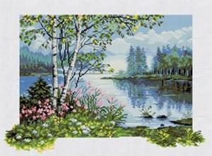 Изображение У реки