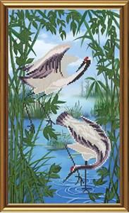 Изображение Японские журавли