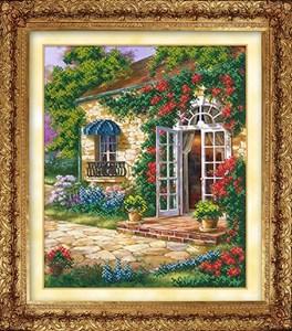 Изображение Дом в саду
