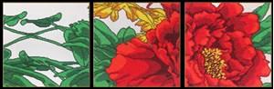 Изображение Красный цветок