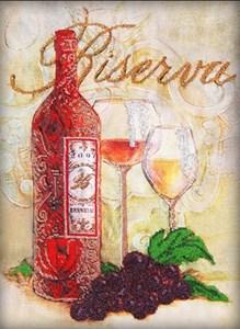 Изображение Бокалы и вино