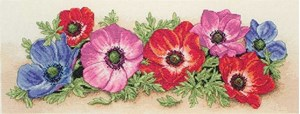 Изображение Аромат анемонов (Spray of anemones)