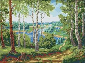 Изображение Лесная тропа