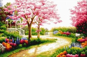 Изображение Весенний сад