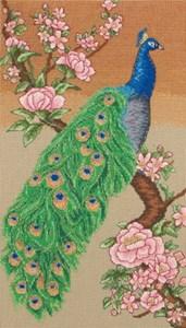 Изображение Величественный павлин (Majestic Peacock)