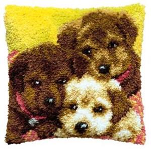 Изображение Три щенка (3 puppies)