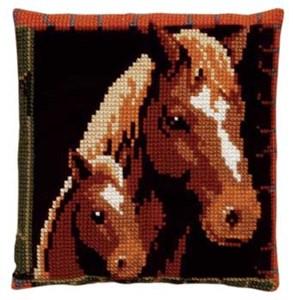 Изображение Лошадь с жеребенком (Paard met veulen)