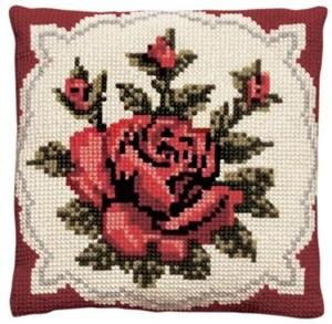 Изображение Красная роза (Rode rozen)