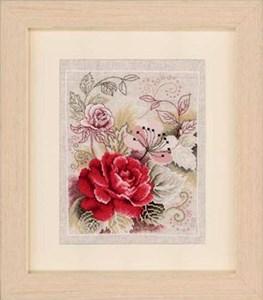 Изображение Арабеска роз (Rose Arabesque)